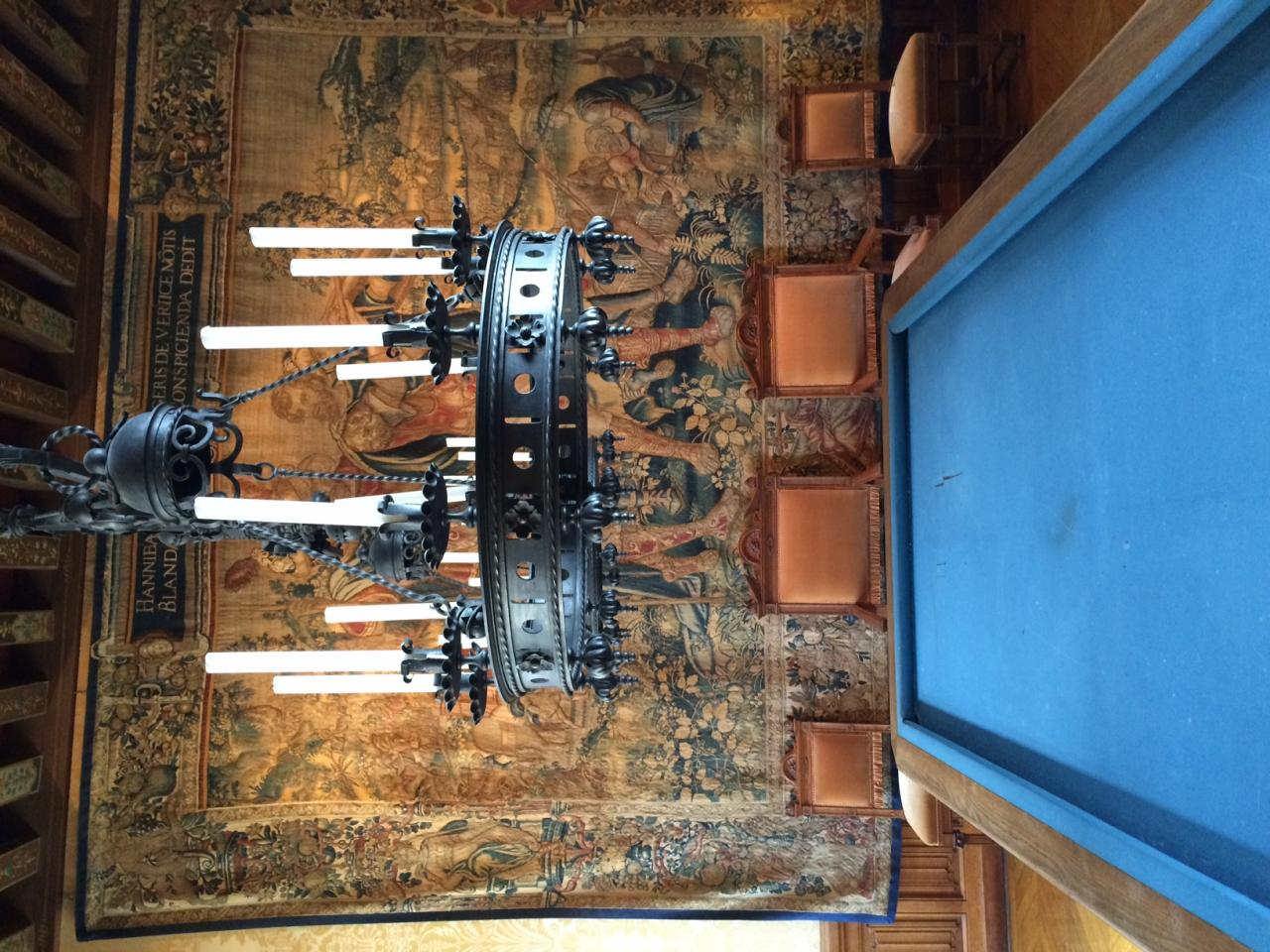 Salle de jeu du Château