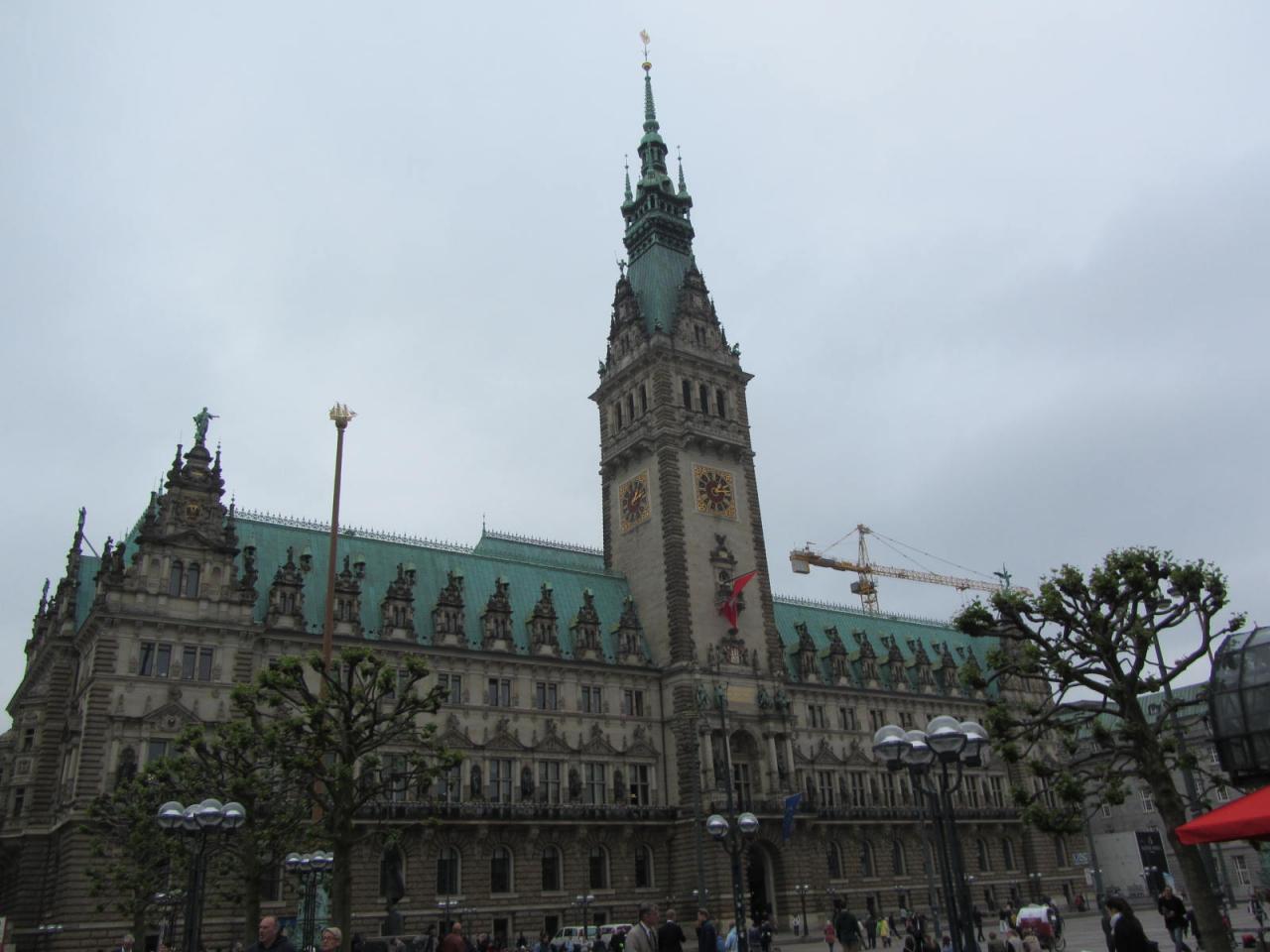 Mairie de Hamburg