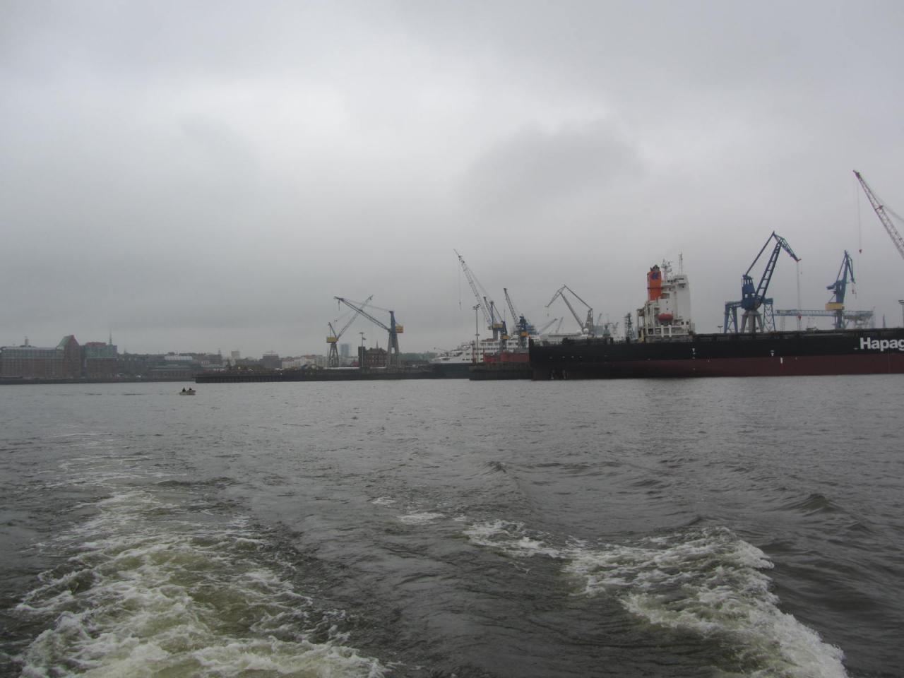 Visite du port (bateau)